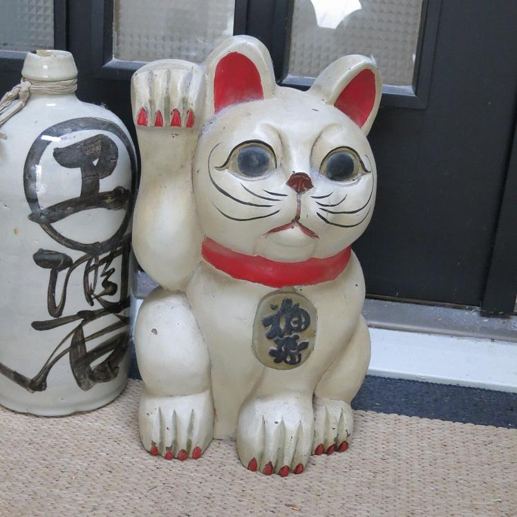 Maneki Neko Anese Beckoning Cat