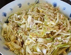 Mu Shu home style recipe