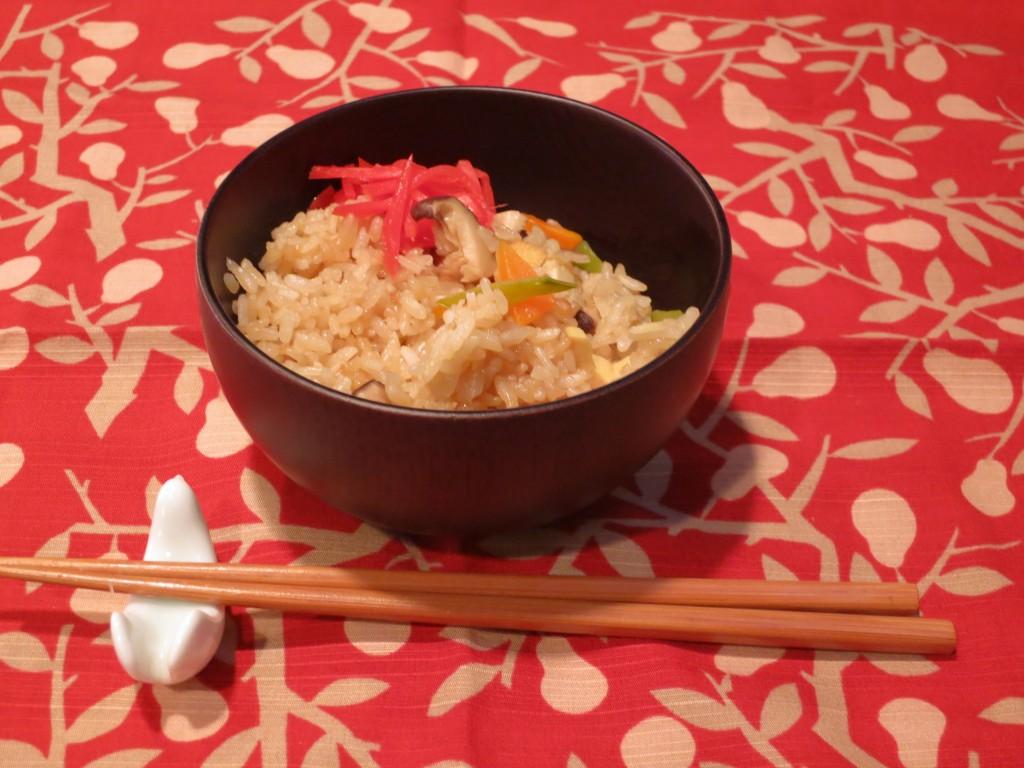 Japanese Mixed Rice – Takikomi Gohan | Asian Lifestyle Design