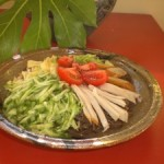 Cold Soba Noodle Salad