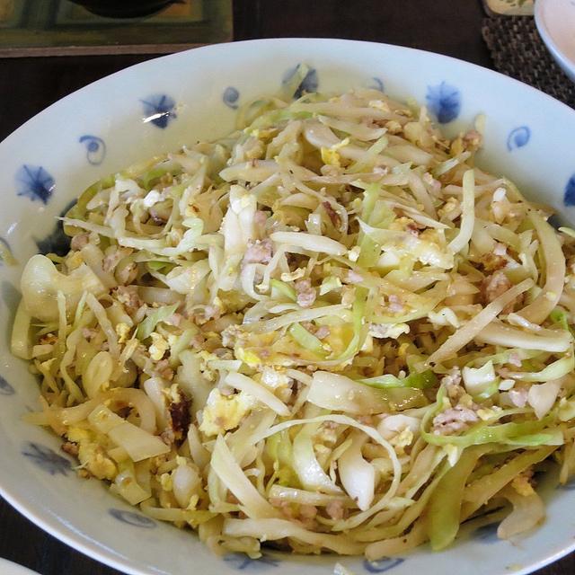 Mu Shu Pork Homestyle