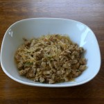 Vermicelli with Ground Pork