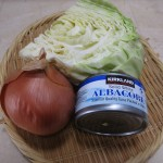 Tuna ingredients
