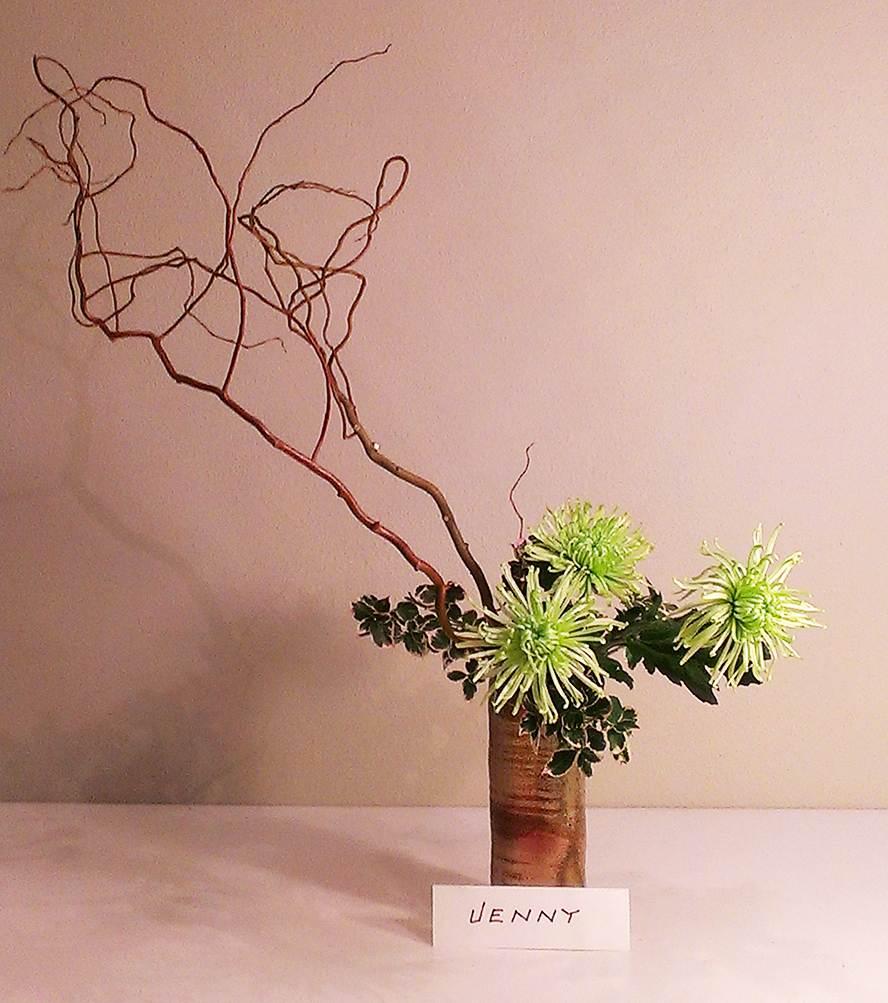 jen - Branch Flower Arrangements