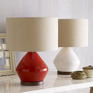 red-lamp