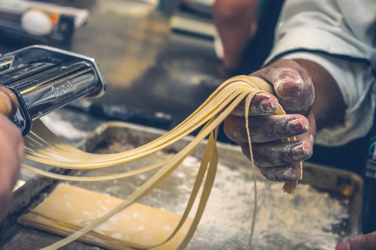 italian, spaghetti, pasta