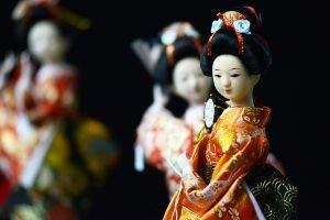 memoirs of a geisha, figure, art