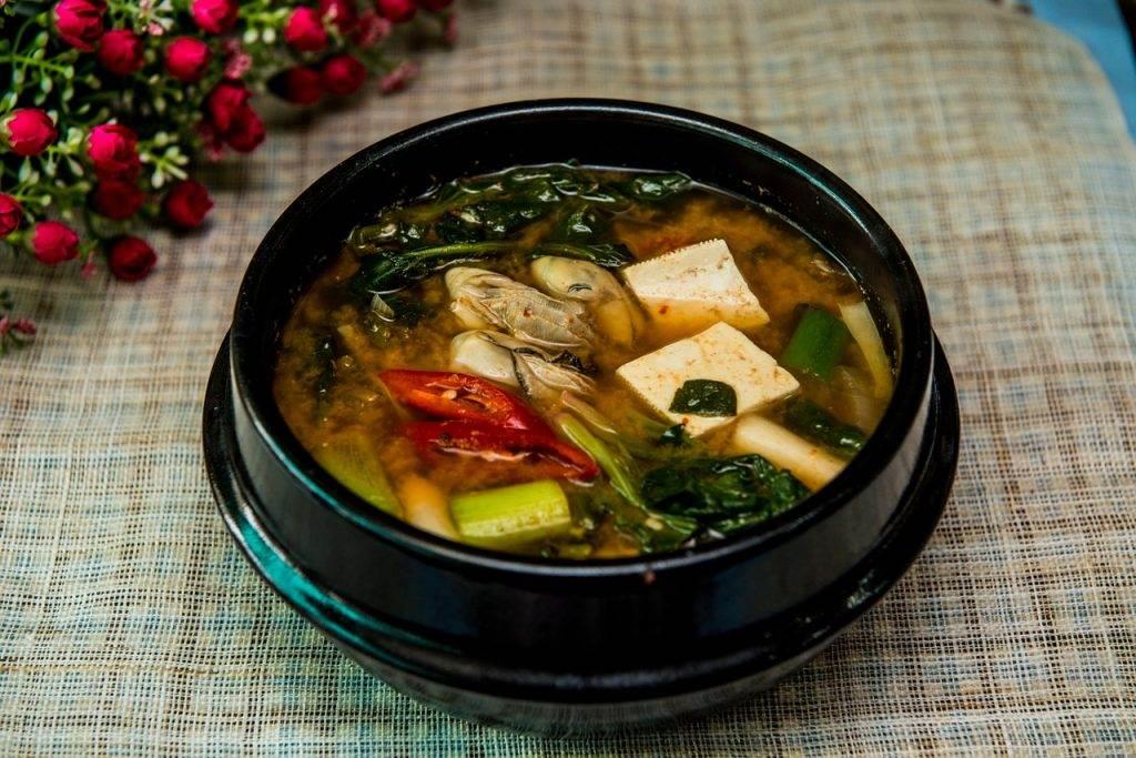 miso soup, bureau, miso