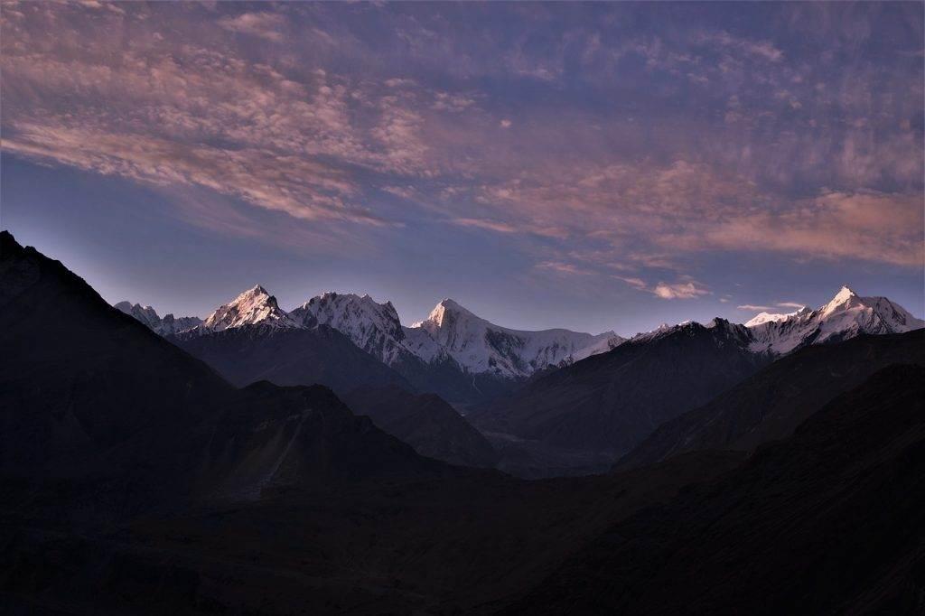 pakistan, nature, scenery