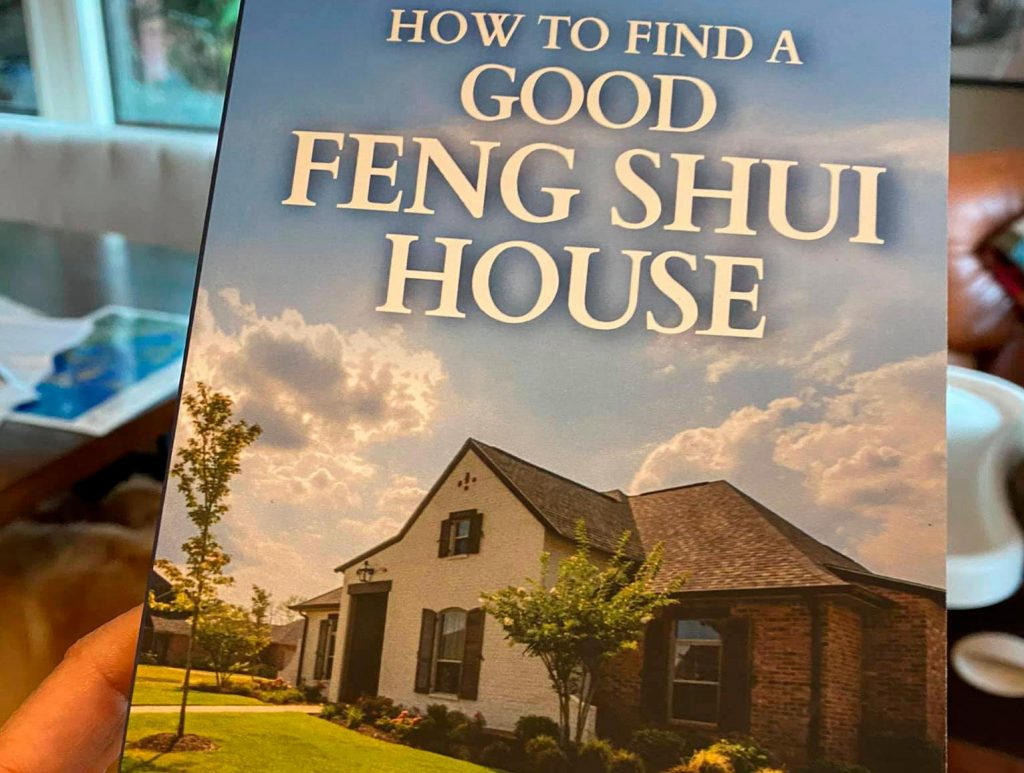 new fengshui book